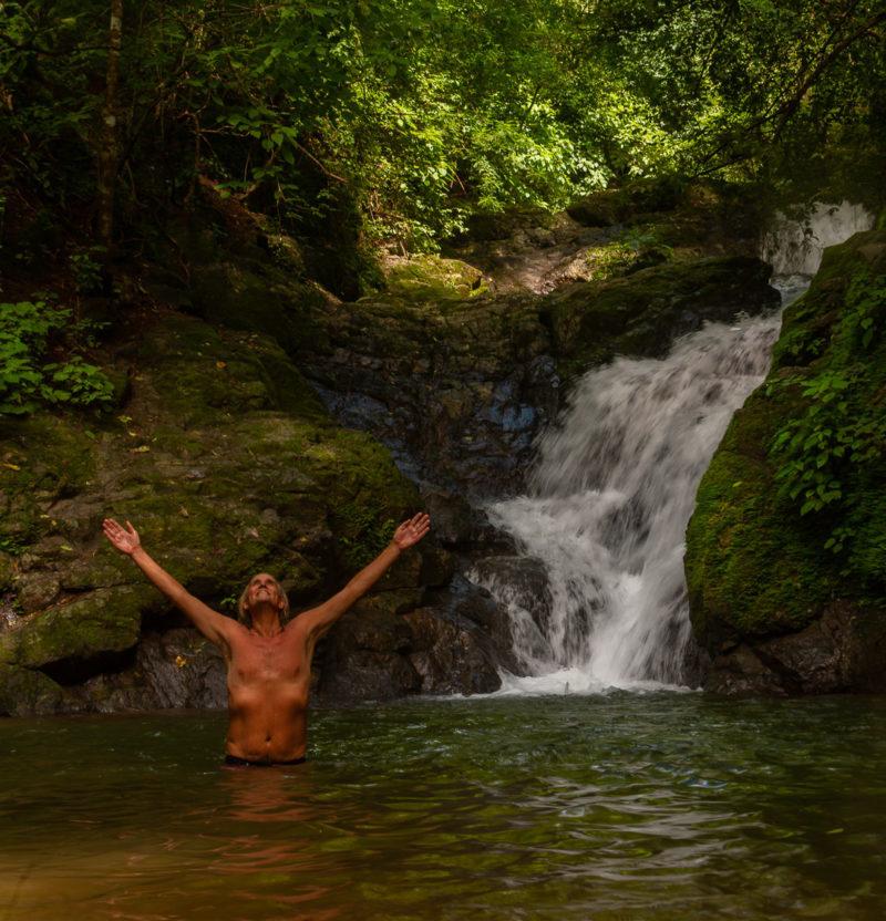 Prasad Waterfall YES